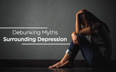 Five Common Myths About Depression That Need To Be Debunked