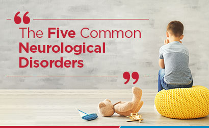 The Five Common Neurological Disorders