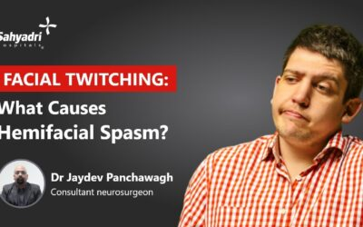 What Causes Hemifacial Spasm? (Facial Twitching)