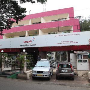 Sahyadri hospital bibawewadi