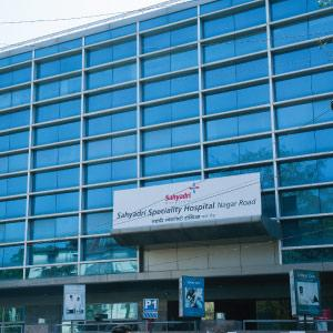 Sahyadri hospital Nagar Road Pune