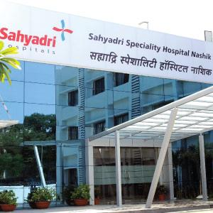 sahyadri hospital nashilk
