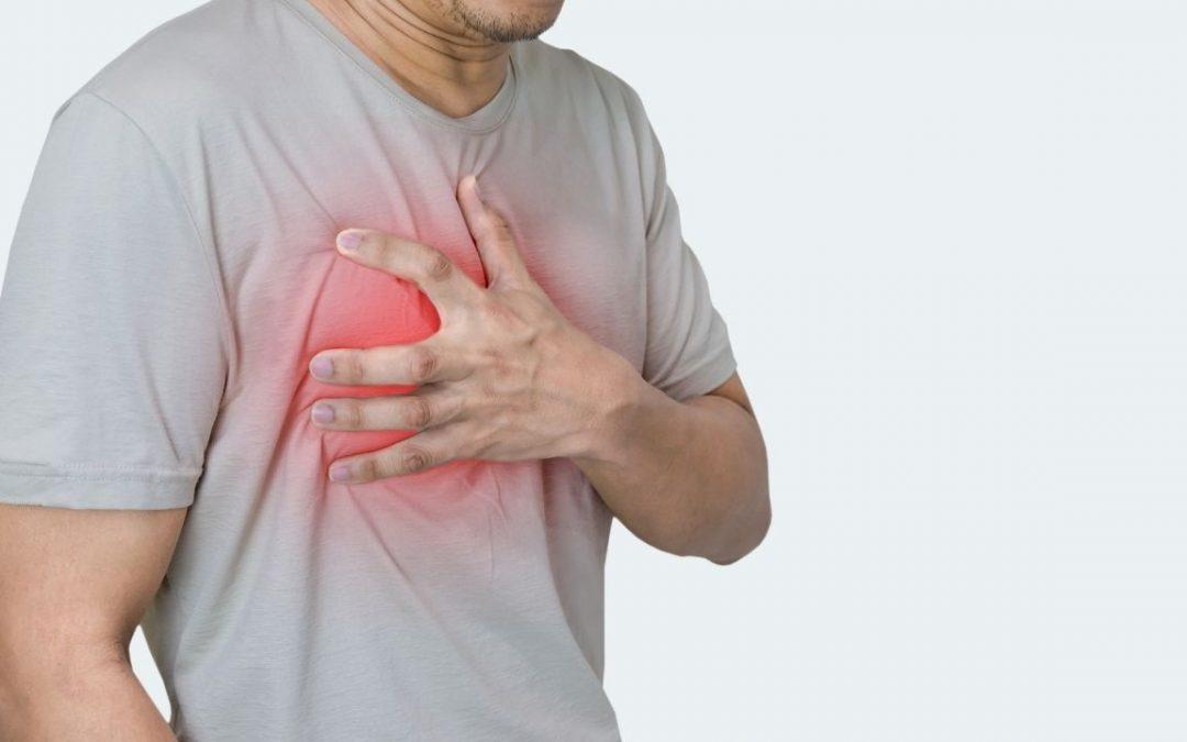 Heart Attack Symptoms?